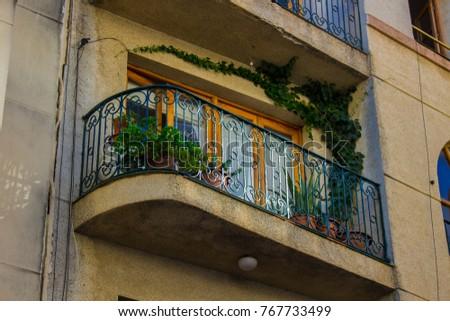 Traditional Spanish Architecture Estepona Costa Del Sol