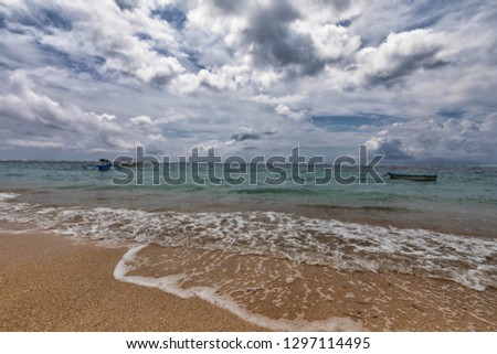 Bali - Seascapes beaches and boats #1297114495