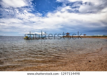 Bali - Seascapes beaches and boats #1297114498