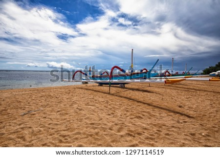 Bali - Seascapes beaches and boats #1297114519