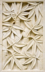 Bali stone carving