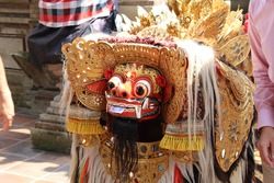 Bali Ubud Barong Kris Dance