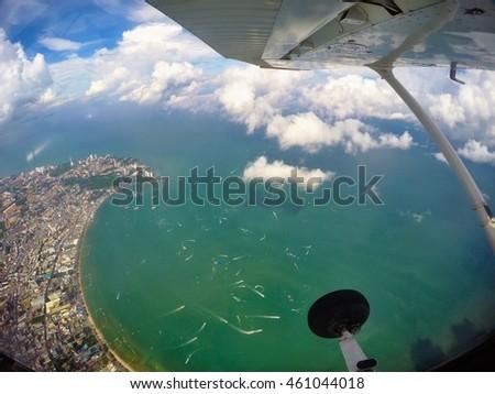 Balihai Bay 4500 ft, Pattaya, Thailand.