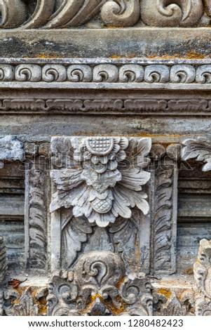Free Photos Balinese Stone Craft Art Design Avopix Com
