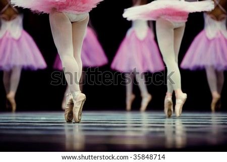 ballerina angels