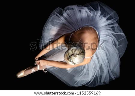 Ballet Dancer female #1152559169