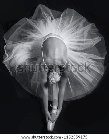 Ballet Dancer female #1152559175