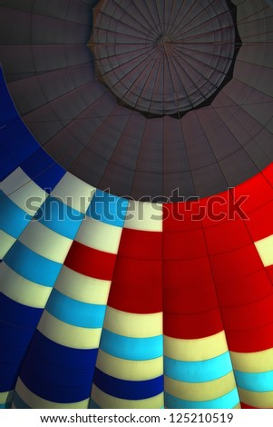 Balloon Interior Vertical