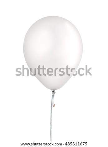 Balloon on white background #485311675