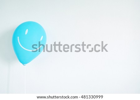balloon smile #481330999