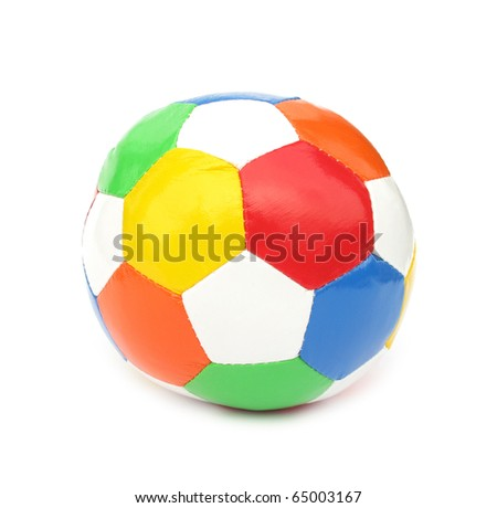 Balls soft soccer for playing indoor