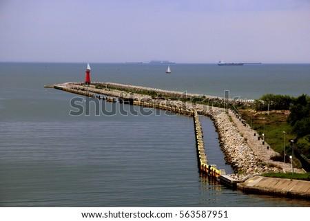 Baltic sea Zdjęcia stock ©