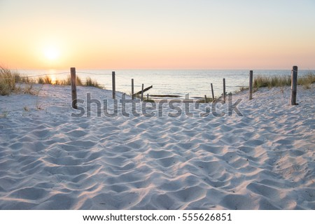 Baltic sea coast Stock photo ©
