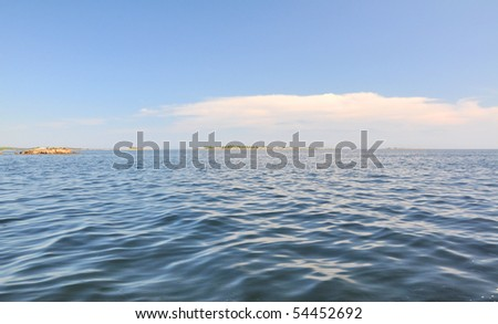 Baltic sea in Sweden
