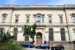 Baltimore Mount Vernon district - George Peabody Library.