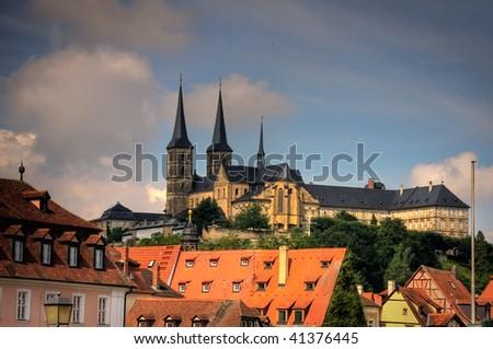 Bamberg panorama, Germany