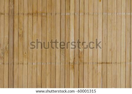 Bamboo background board. horizontal pattern. nice texture.