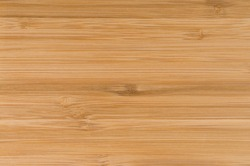 Bamboo background used as a cutting board