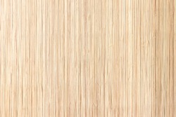 Bamboo house concept: Vintage style, Straw mat pattern texture wallpaper