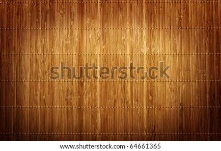 Bamboo pad background