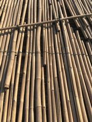 bamboo raft pattern background texture