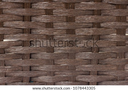 Bamboo Surface texture and background. #1078443305