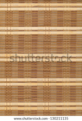 bamboo table cloth background