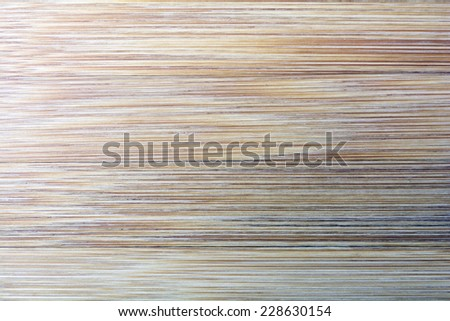 Bamboo Texture Background Pattern