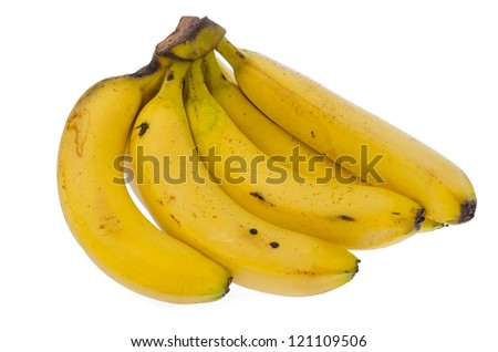 Banana - stock photo