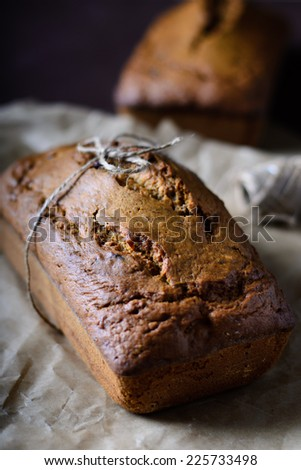 Banana bread #225733498