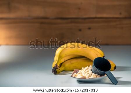 Banana Whey Protein Powder Isolated