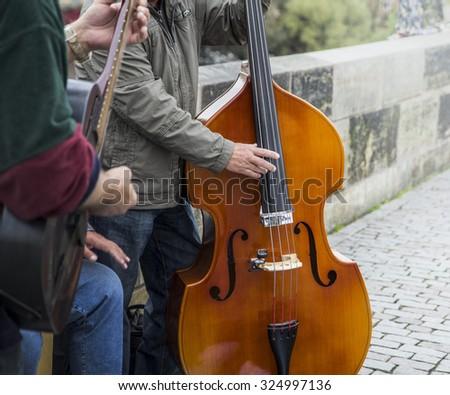 FREE IMAGE: Live music on the street - Libreshot Public ...