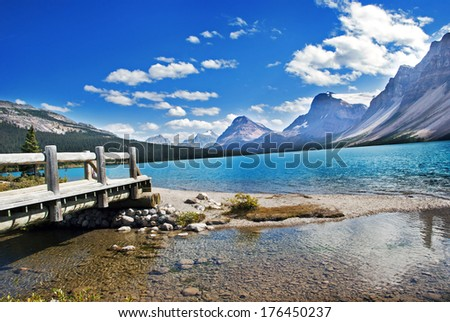 Banff National Park, Alberta, Canada,
