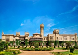 BANGALORE PALACE INDIA