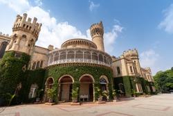 Bangalore Palace is a palace located in Bangalore, Karnataka, India.