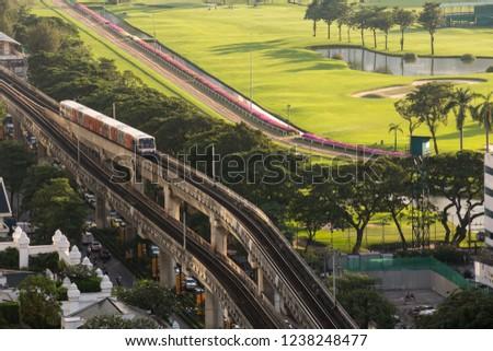 bangkok metropolis  Siam  #1238248477
