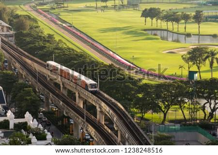 bangkok metropolis  Siam  #1238248516