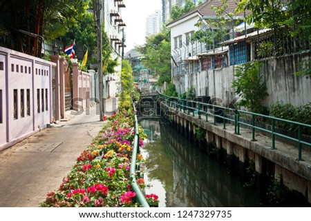 Bangkok, Thailand, between 2013 and 2017. #1247329735