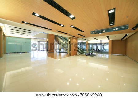 Bangkok, Thailand : 5OCT11   Modern Residence Office Design With Interior  Design Setting Before Getting