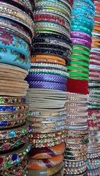 Bangles set background, wedding Traditional Multicolored bangles,Beautiful bangles set