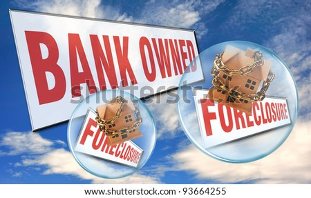Bank Owned and Foreclosed Homes.