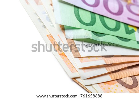 banknotes of the european union