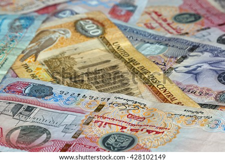 banknotes of United Arab Emirates: dirhams