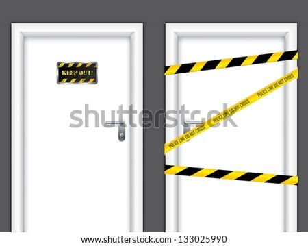 Banned doors