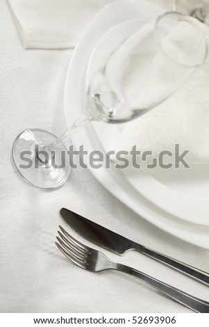 Banquet table #52693906
