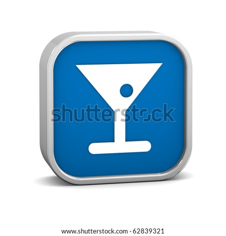 Bar sign on a white background. Part of a series.