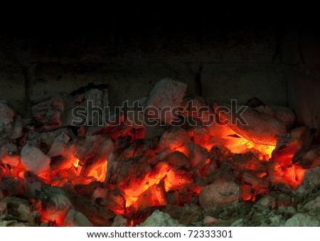 barbecue charcoals