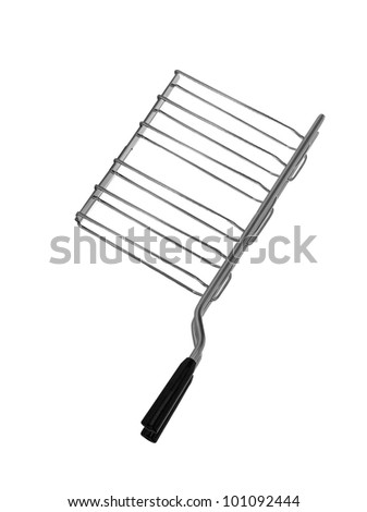 Barbecue hand tool isolated on white background