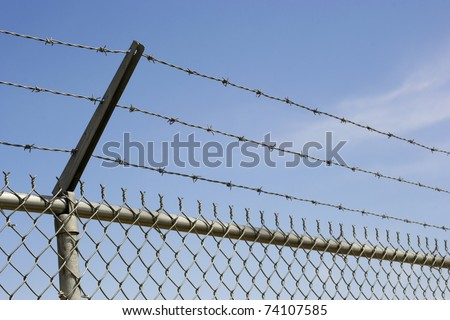 Fencing Sydney - All Security  Chain Wire Fencing