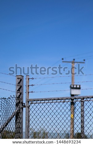 Fence with spikes Images and Stock Photos - Page: 7 - Avopix com